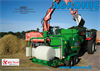 Model MR 810 - Small Maize Baler Wrapper Brochure