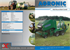 MidiVario - Model 85/100 - Round Baler Brochure