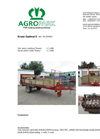 Manure and Compost Spreaders Krone Optimat 5 - Brochure