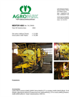 Sprayers MENTOR 4000- Brochure