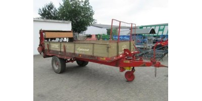 Krone Optimat - Model 5 Series - Manure and Compost Spreaders