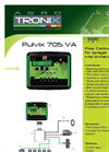 PULVIX - Model 705 - Flow Control System Brochure