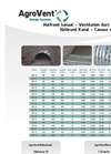 Half-Round Ventilation Channels Brochure