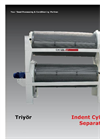 Model TRI.020 - Indent Cylinder Seed Separator Machine Brochure
