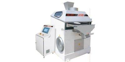 Model T.MAC-009 PLC-Pressure - Seed Stone Separator