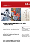 MONSUN - Bucket Elevator Bio - Brochure