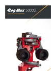 Log Max - 5000D - Versatile Head for Harvesting Brochure