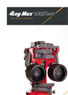 Log Max - 6000Twin - Light Weight Head Brochure