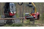 Log Max - Model 5000D  - Versatile Head for Harvesting