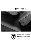 Tyre catalog size List Brochure