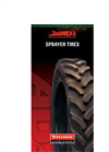 Sprayer Tires With AD2 Technology Brochure