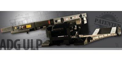 Model ULP - Air Detachable Gooseneck (ADG) Trailer