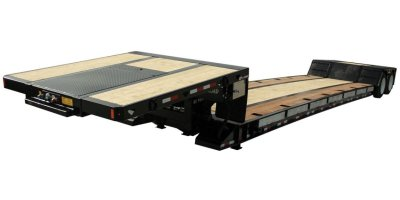 Air Detachable Gooseneck (ADG) Trailer