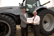 Case IH Produces 150,000th Magnum Tractor