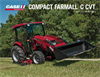 Compact Farmall - Model C CVT Series - Tractors Brochure