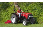 Farmall - Model 55A - Robust Practical Tractor