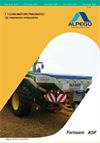 Fertilizer Spreading System-ASF I GB