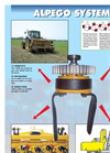 Rotodent Fixed Power Harrows RC HP 55-100- Brochure