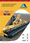 Rotodent - Model DP HP 120-270 - Folding Power Harrows- Brochure
