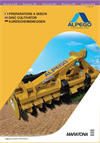 Cayman - Model CA - Cultivator Brochure