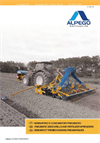 AIRSPEED PNEUMATIC - Model AS4 POWER SPRINT - Folding Combined Seeders Brochure
