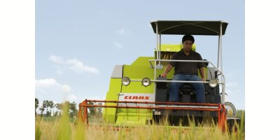 CROP TIGER - TERRA TRAC - Model 30 - Combine Harvesters