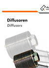 Diffusers Technical Datasheet