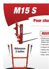 Altec - Model M 15 S - Bale Spears Brochure