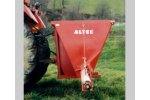 Lime  - Model EP600 and ER600 - Spreaders with Folding Booms
