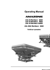 Perfect - Model ZA-X - Centrifugal Broadcaster Brochure