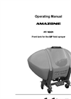 Amazone - Model UF - Front Tank System  Operation Manual
