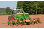 Amazone - Model ED - Precision Airplanter