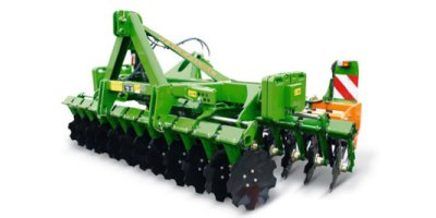 Amazone Catros - Compact Disc Harrows