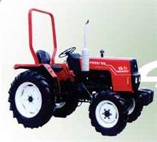 Model DF-200 (WD) / DF254 (WD) - Wheeled Tractor