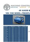 Buckets-AP auger