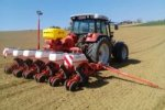 Model PS 120/200/300 - Fertiliser Pneumatic Sowing Machines