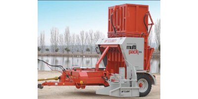 MultiPack - Model B14 - Bale Grouper