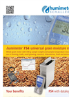 Model FS4 - Universal Grain Moisture Meter Brochure