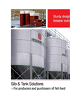 Silos & tanks - the fish feed industry Brochure