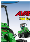 AVANT - Model 700 series - Loader Brochure