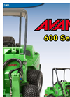 AVANT - Model 600 Series - Loader Brochure