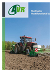 Multivator - Soil Cultivators Brochure
