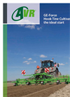 Model GE-Force - Soil Cultivators - Brochure