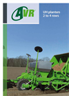 Model UH 3744 - Four Row Trailed Potato Planter Brochure