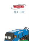 Vivid - Model 300 | 400 - Tractors Brochure