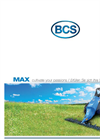 Max - Model 615 SL - Mowers Brochure