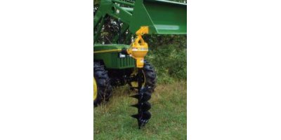 Danuser - Model 8300-1  - Hydraulic Auger Systems