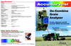 On-Combine Analyzer Brochure
