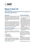 Master X-Seed - 130 - Crystal Seeds Brochure