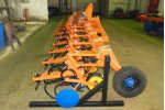 Model KMO-11, KMO-9, KMO-6 - Inter-Row Cultivators